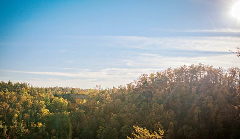 Long Weekend: Red River Gorge