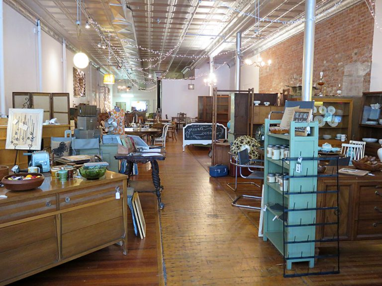 Events Take a Turn for the Better at The Turn Vintage Warehouse