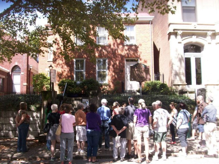Tour Historic Cincinnati With The Betts House