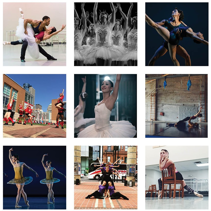 @cincinnatiballet on Instagram
