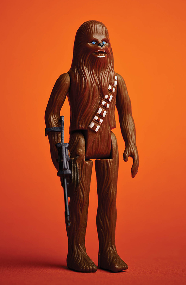 Chewbacca, from the original 1978 series.