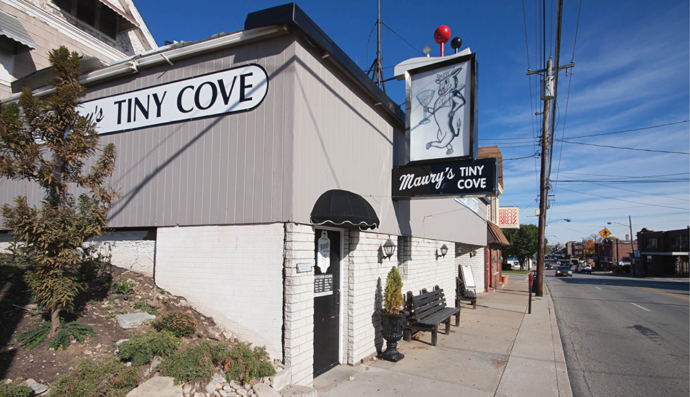 Maury's Tiny Cove