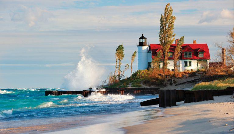Long Weekend: Benzie County, Michigan