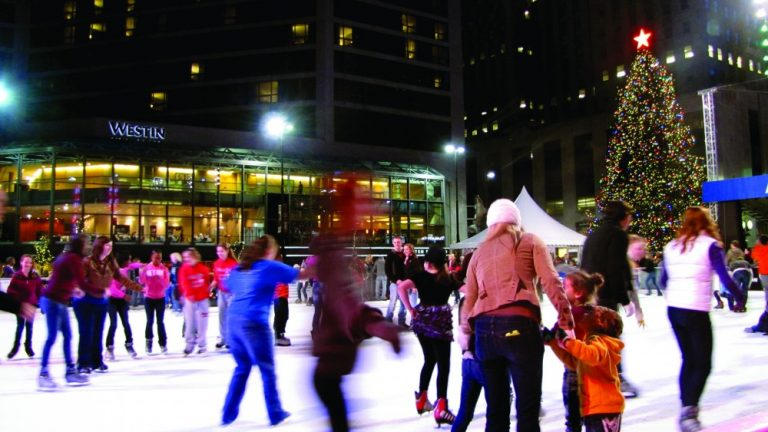 Hot Ticket: Holiday Events in Cincinnati