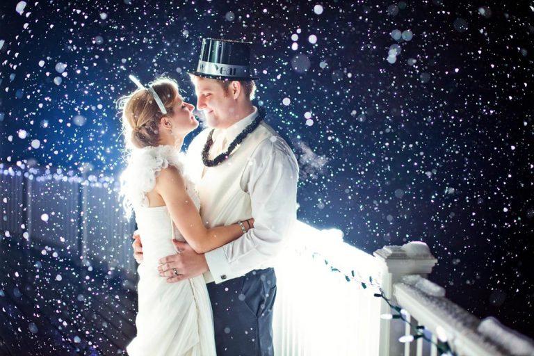 16 Inspirational Holiday Wedding Ideas