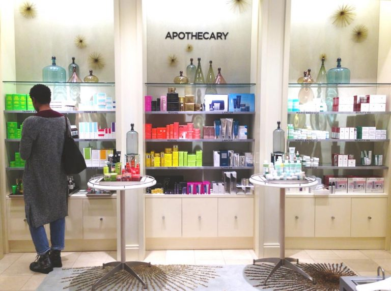 Get Swanky Beauty Products Galore at Saks Apothecary Shop