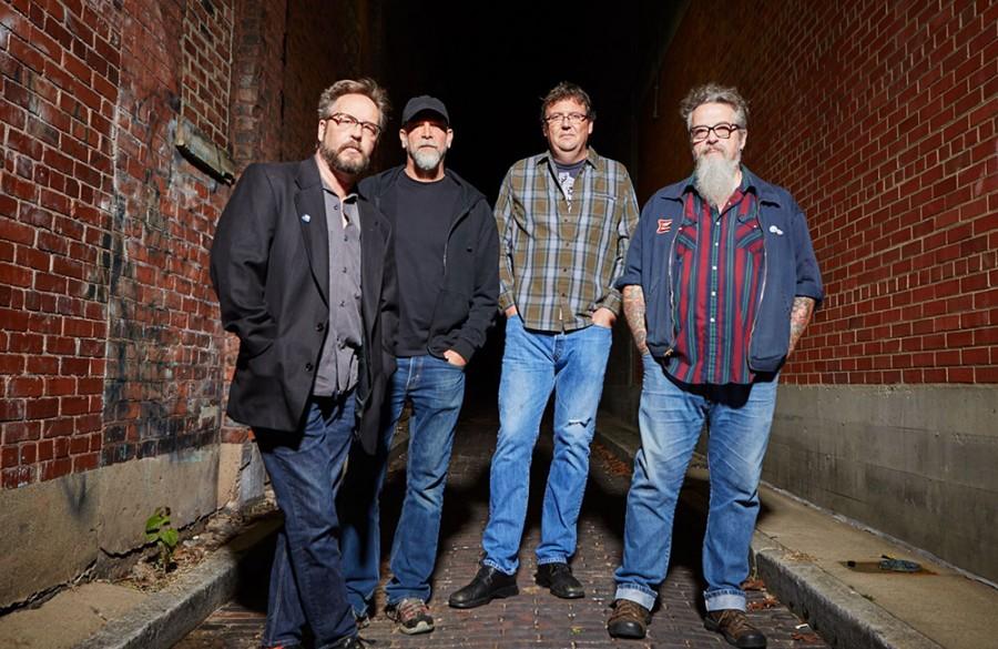 From left: Randy Cheek, John Erhardt, David Morrison, and Chuck Cleaver