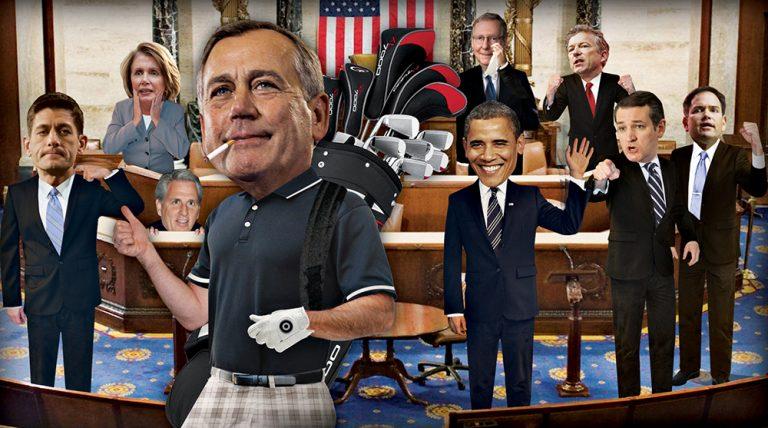 Did John Boehner Just Pull Off A Brilliant Hustle?