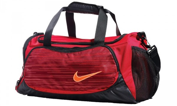 Stash gear in a smart bag and hit the gym straight after work. Nike YA Team Training Small Duffle, $45, Dick's Sporting Goods, dickssportinggoods.com