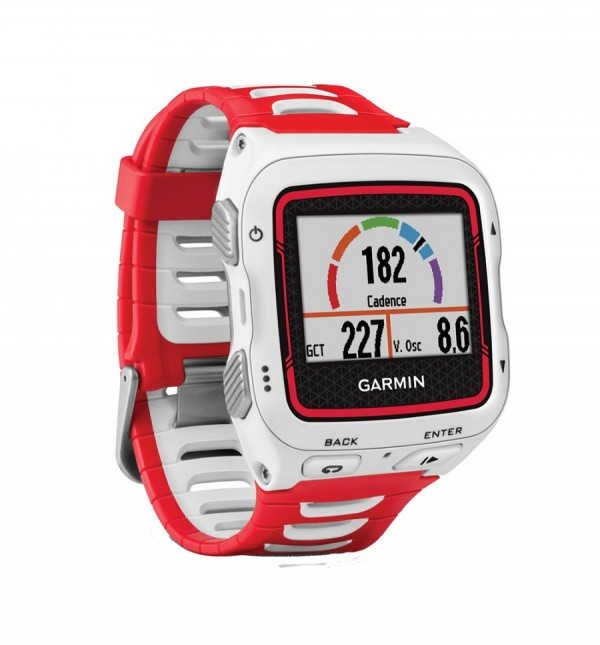 Track land and water metrics (vertical oscil- lation, stroke rate) with this GPS-enabled watch. Garmin Fore- runner 920XT, $449. 99, Trek Bicycle Store