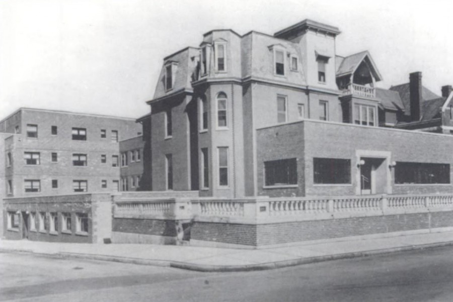 Horace Sudduth's Manse Hotel on Chapel Street in Walnut Hills was almost unique in accepting African American customers from the 1930s until the 1960s. The building still exists and has been converted to apartments.