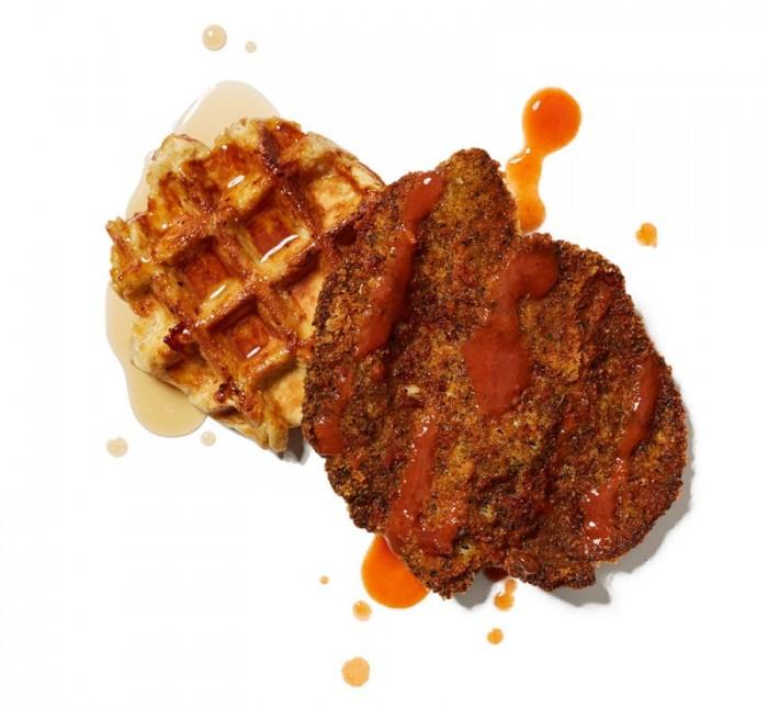 Waffle & Chicken from Taste of Belgium