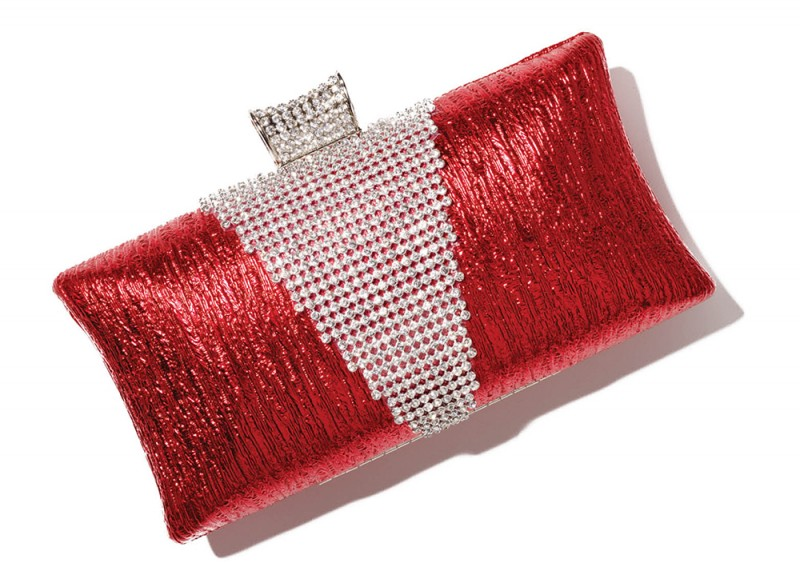 Clutch from Pomegranate & Lime