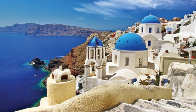 The Honeymooners: Greece