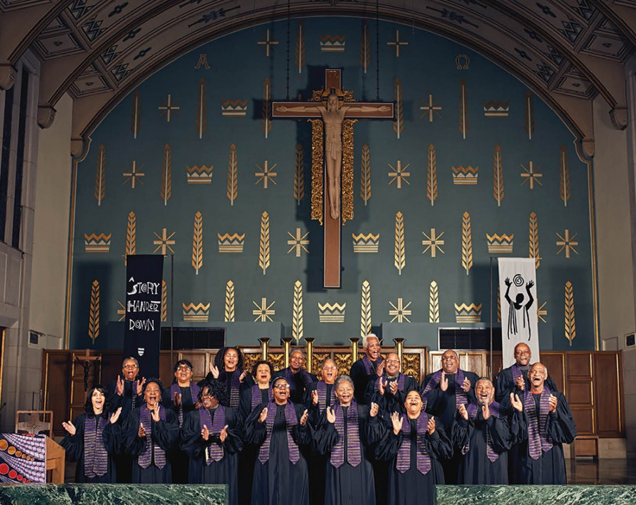 Church of the Resurrection choir