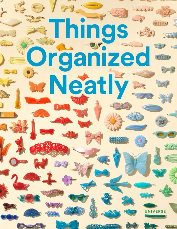 Things Organized Neatly by Austin Radcliffe