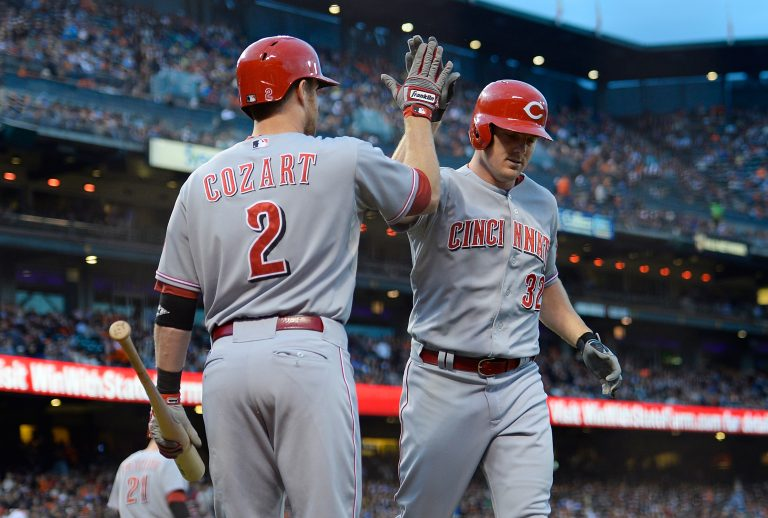 Who is the Reds 2016 All-Star?