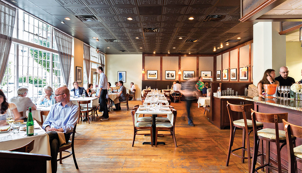 Harvest Bistro Is On A Mission To Take Back Clifton Gaslight