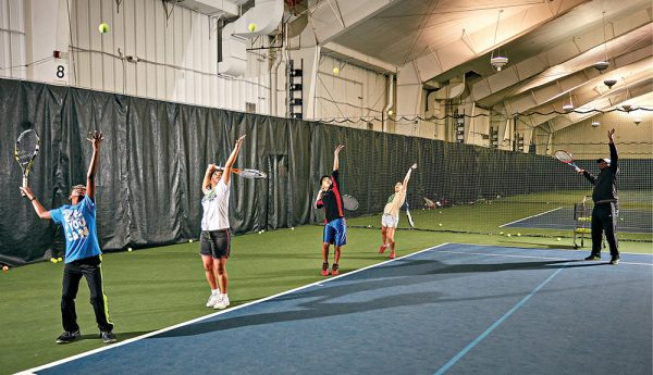 The Inner City Tennis Project Pulls Off a 30-Year Rally