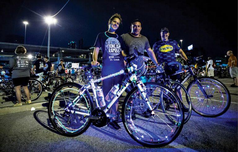 Long Weekend: Midnight Bike Rides