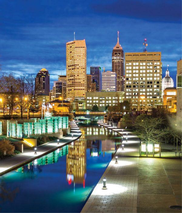 Indy's Nightscape