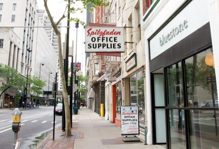 Shop Talk: Spitzfaden Office Supplies