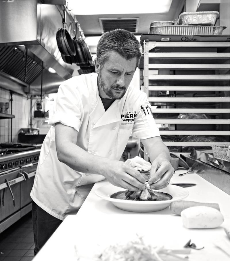 Executive Chef Nathan Jolley