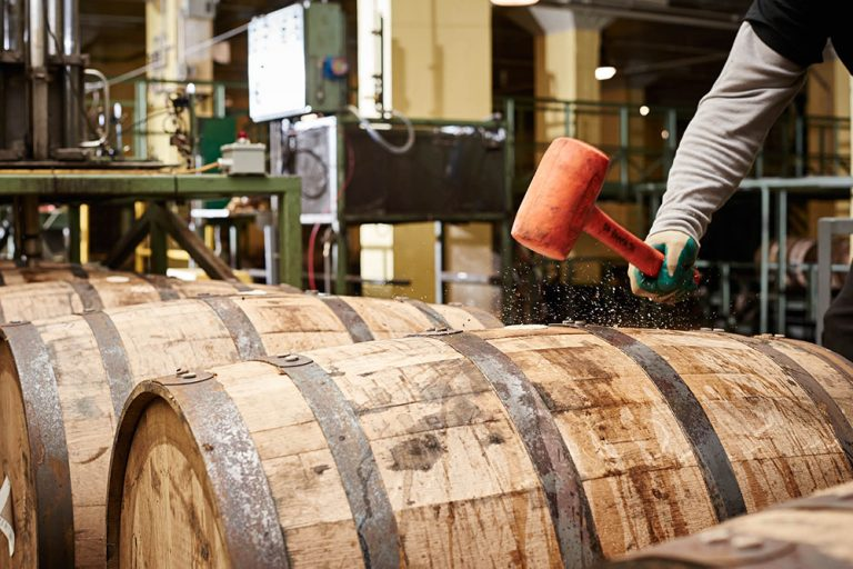 The Biggest Distillery You've Never Heard of is in Lawrenceburg, Indiana