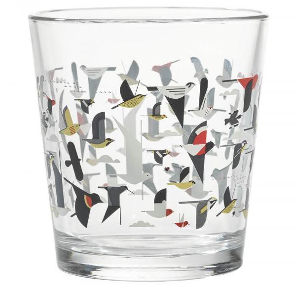 Cocktail glass, $33.95 for set of two, Fabulous Frames & Art, fabframes.com