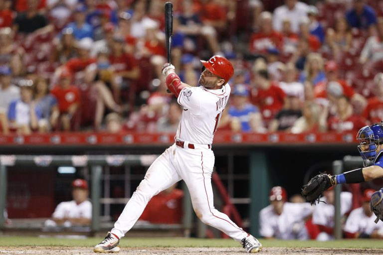 Joey Votto is not an All-Star. But he is the best Reds hitter. Ever.