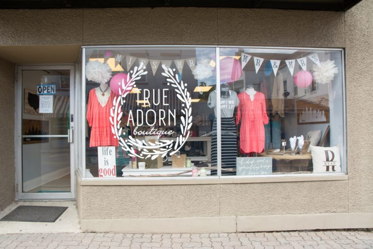 Now Open: True Adorn Boutique in the Reading Bridal District