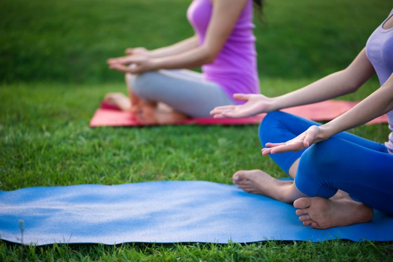 Top 5 Places to do Outdoor Yoga This Week