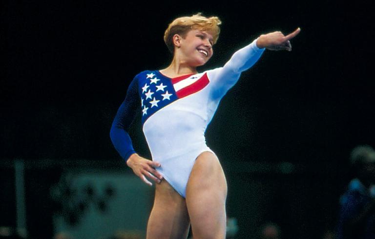 Cincinnati in the Olympics: Amanda Borden
