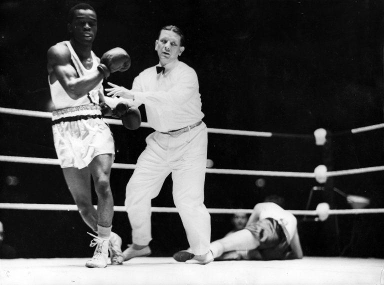 "Cincinnati in the Olympics: Wallace ""Bud"" Smith"