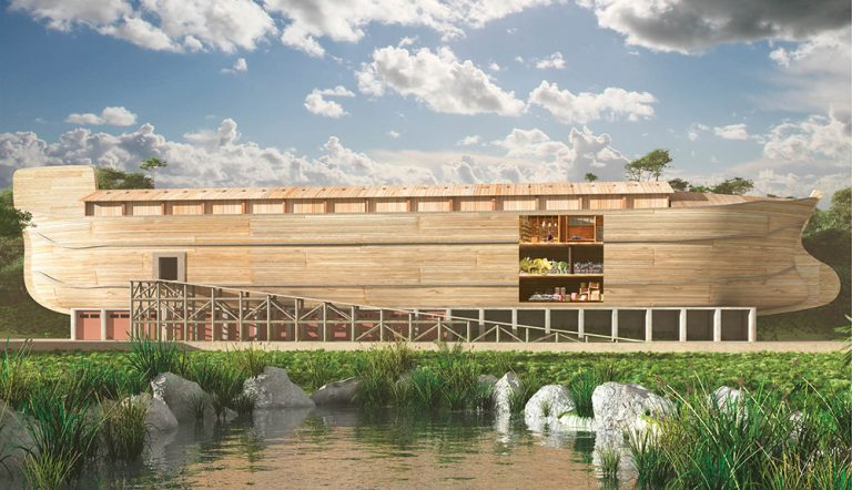 The Ark Encounter, By The Numbers