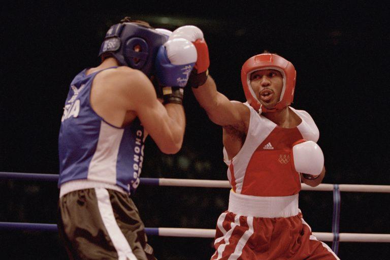 Cincinnati in the Olympics: Ricardo Williams