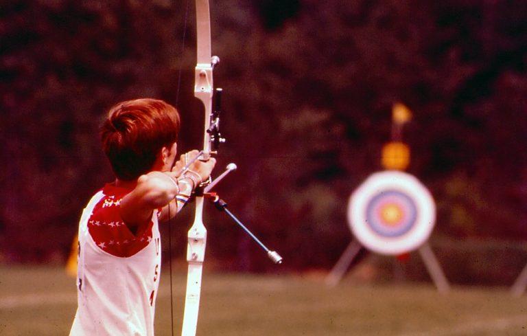 Cincinnati in the Olympics: Darrell Pace