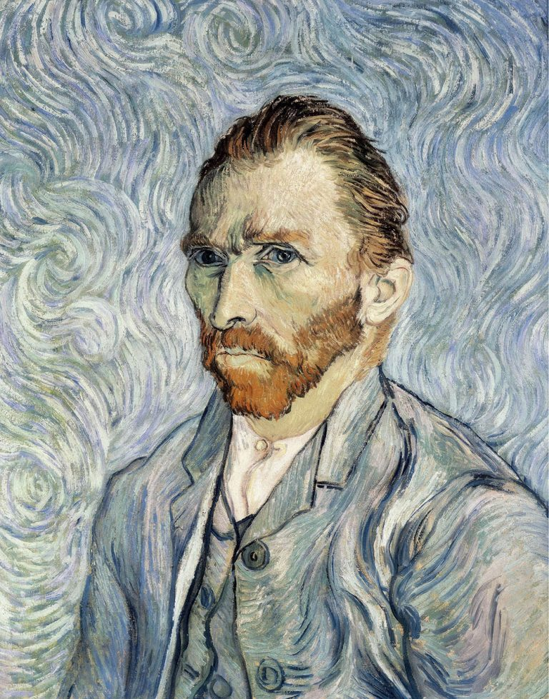 Into the Woods With Vincent van Gogh