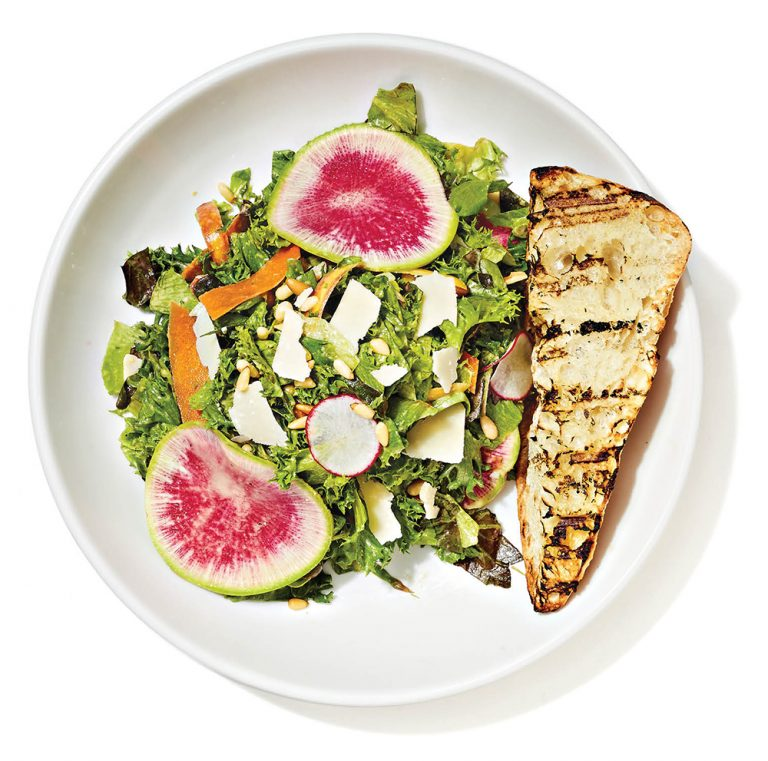 Try This: Maplewood Kitchen's Raw Salad