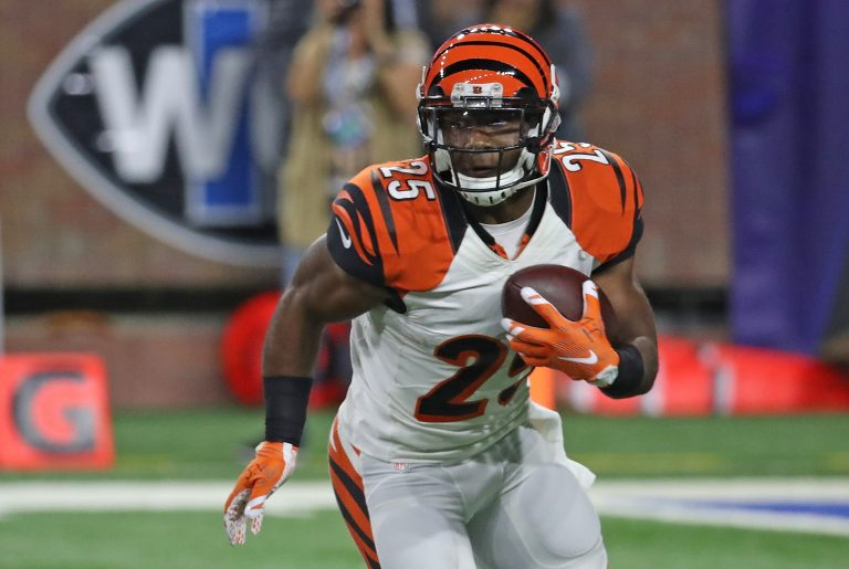 A Steady Dose of Giovani Bernard Could Help the Bengals' Running Game (and Offensive) Woes