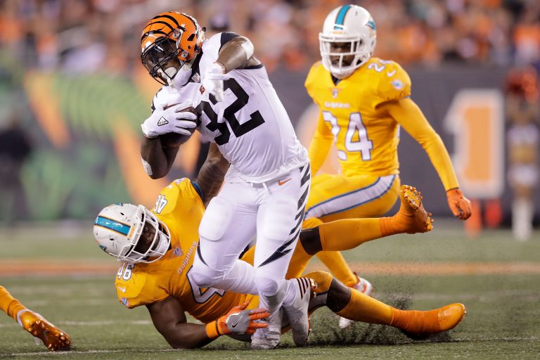 Why the Bengals Run Game is Struggling