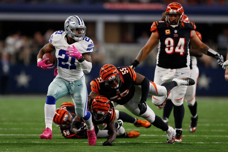 The Bengals Got Whooped in Dallas