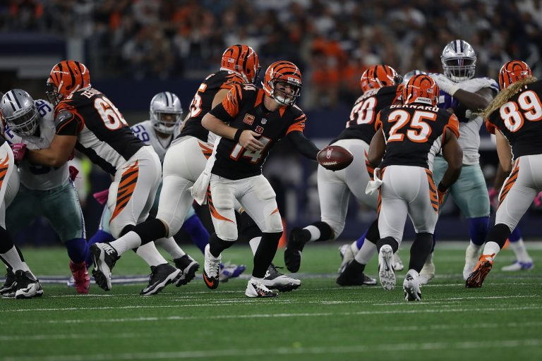 Reasons Not to Hit the Panic Button on the Bengals Just Yet