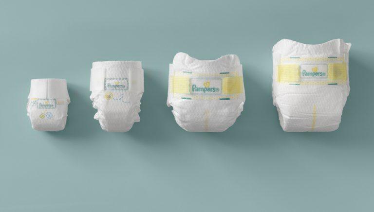 "P&G Unveils New ""Micro Diaper"" for Premature Infants"