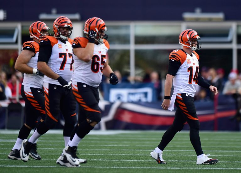 A Bengals Offense with No Name