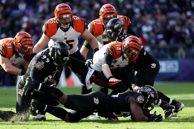 The Bengals Are Cooked