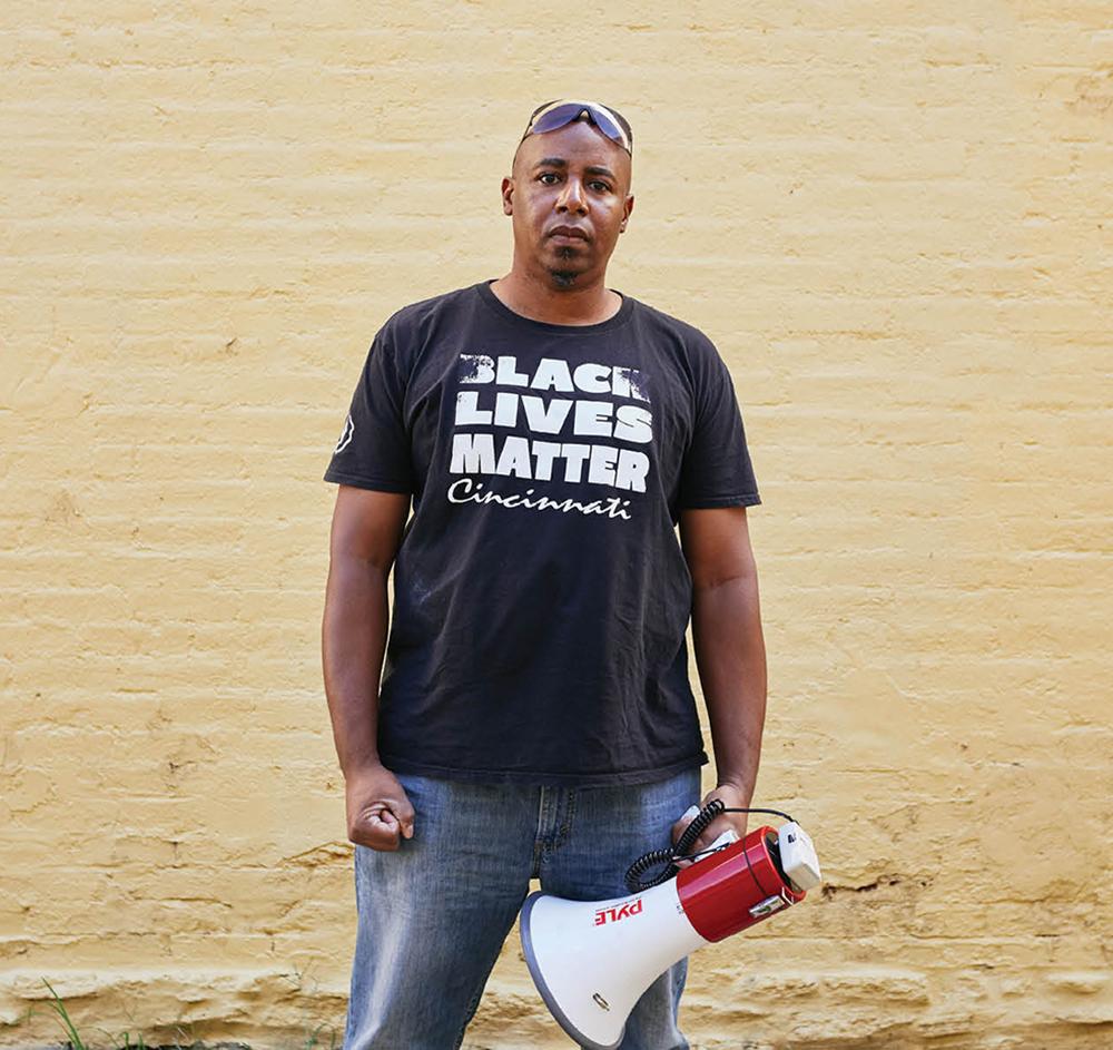 Brian Taylor, a BLM Cincinnati Leader