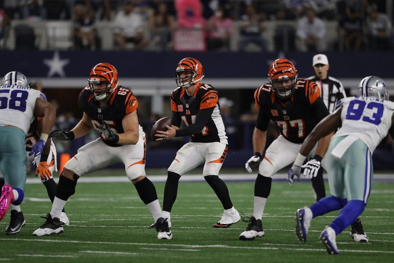 Tackling the Future of the Bengals Offensive Line