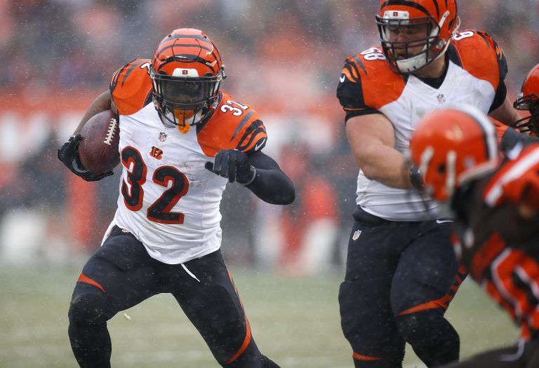 The Curious Case of Jeremy Hill