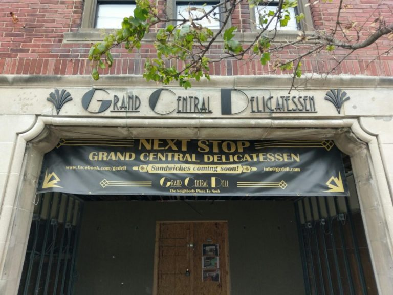 Coming Soon: Grand Central Delicatessen